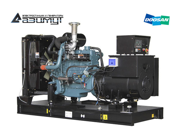 Агрегат дизельный 250 кВт c АВР <br>АД-250С-Т400-2РМ17