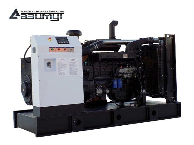 Дизельный генератор АД-250С-Т400-1РМ11 мощностью 250 кВт